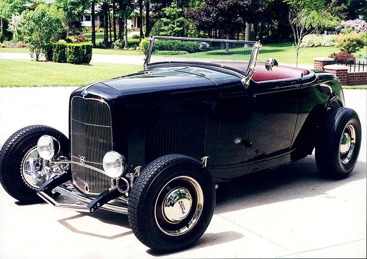 Brian Wilcox 32 Ford Coupe