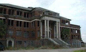 jefferson davis hospital houston history