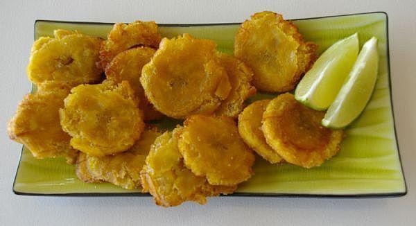 Tostones! | Spanish & Cuban Food | Pinterest