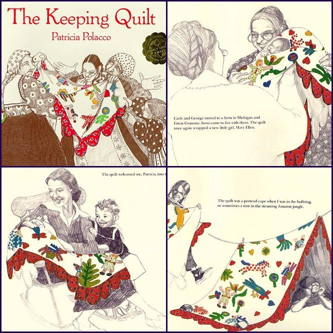 Image result for the keeping quilt