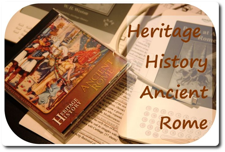 Heritage History - living books for each time period for kindle and other ereaders. Jimmie's post is very informative (and includes a freebie code good through June 2012.) Adding this to our curriculum for next year!