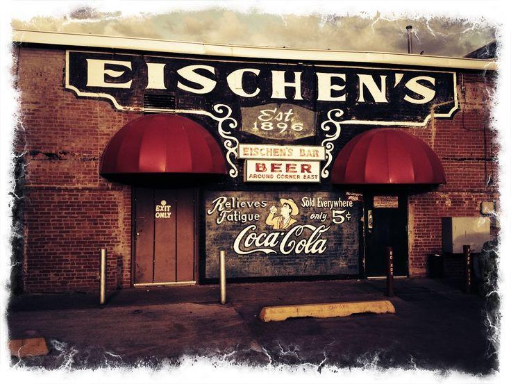 Eischen's Chicken, Okarche, Oklahoma
