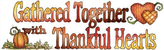 Thankful HeartsThankful Heart Clipart