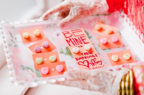 diy valentine's day candy