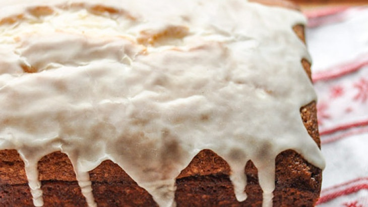 Whipped Eggnog Loaf Cake | Yummy Desserts | Pinterest