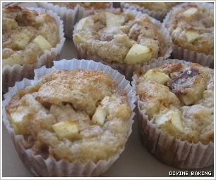 Bread pudding muffins | Favorite Recipes | Pinterest