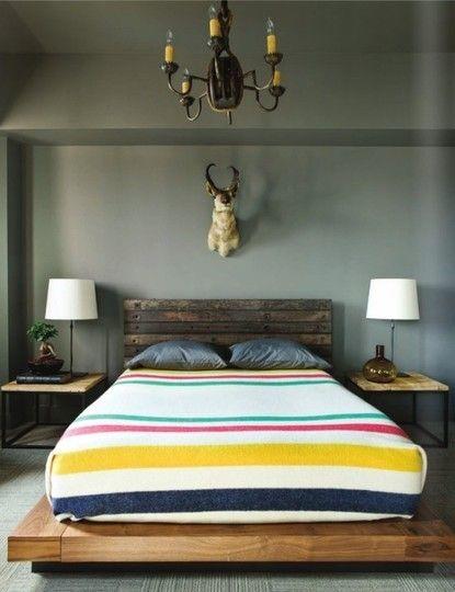 Southwest bedroom home sweet home pinterest for Southwest beds
