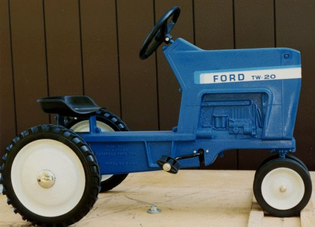 Tractor Pedal Car Parts : Ford pedal toy tractor parts