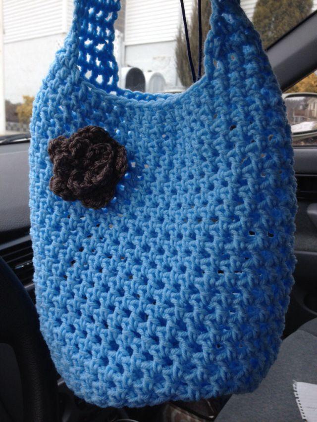 Market Bag Crochet : Crochet Market Bag Crochet and Yarn Crafts Pinterest