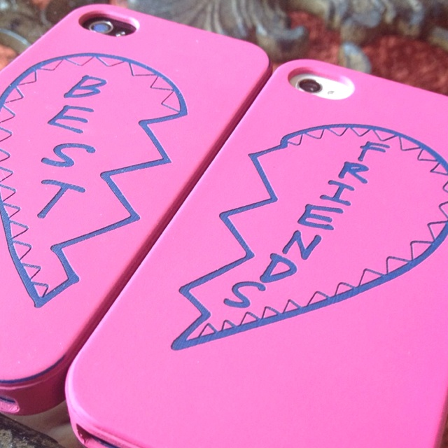 Best friend cases for iPhone 4