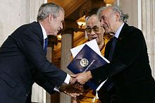 Elie Wiesel - Wikipedia, the free encyclopedia. Founder of the ECHO
