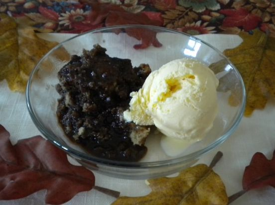Peanut Butter and Hot Fudge Pudding Cake | Recipes | Pinterest
