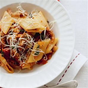 Shredded duck ragù with pasta recipe This clever recipe uses time ...