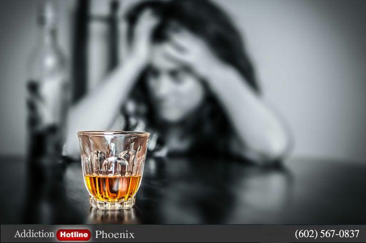 Alcohol dependence hotline Phoenix Arizona