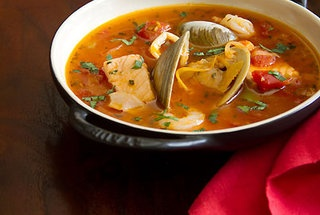 The Best Fish Soup I Know | Crockpot Recipes | Pinterest