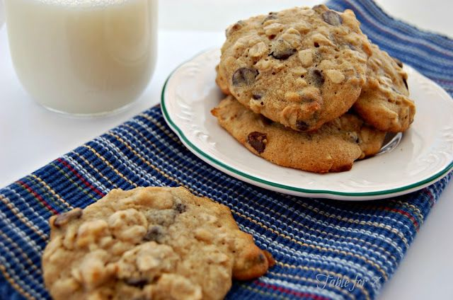Banana Walnut Chocolate Chip Cookies: Giving you a healthy dose of ...