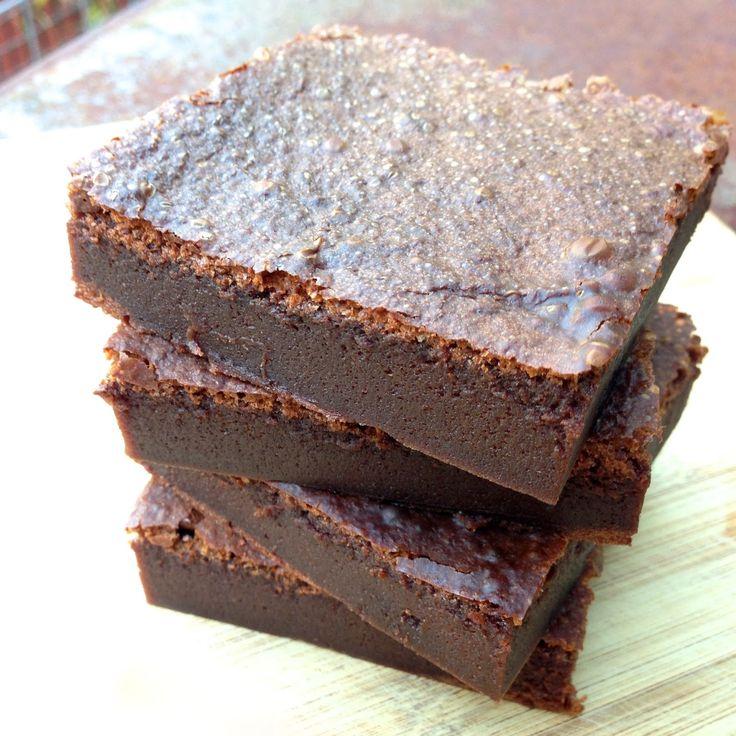 nutella brownies | Yumm Süß | Pinterest