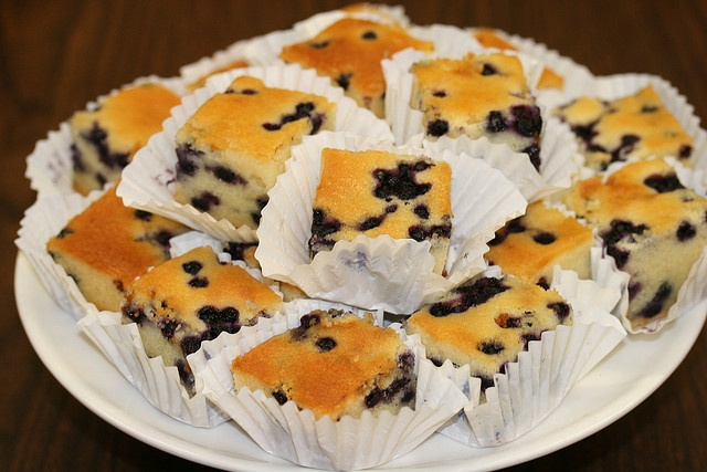 Blueberry Mochi Recipe! | Recipes I want to try out! | Pinterest