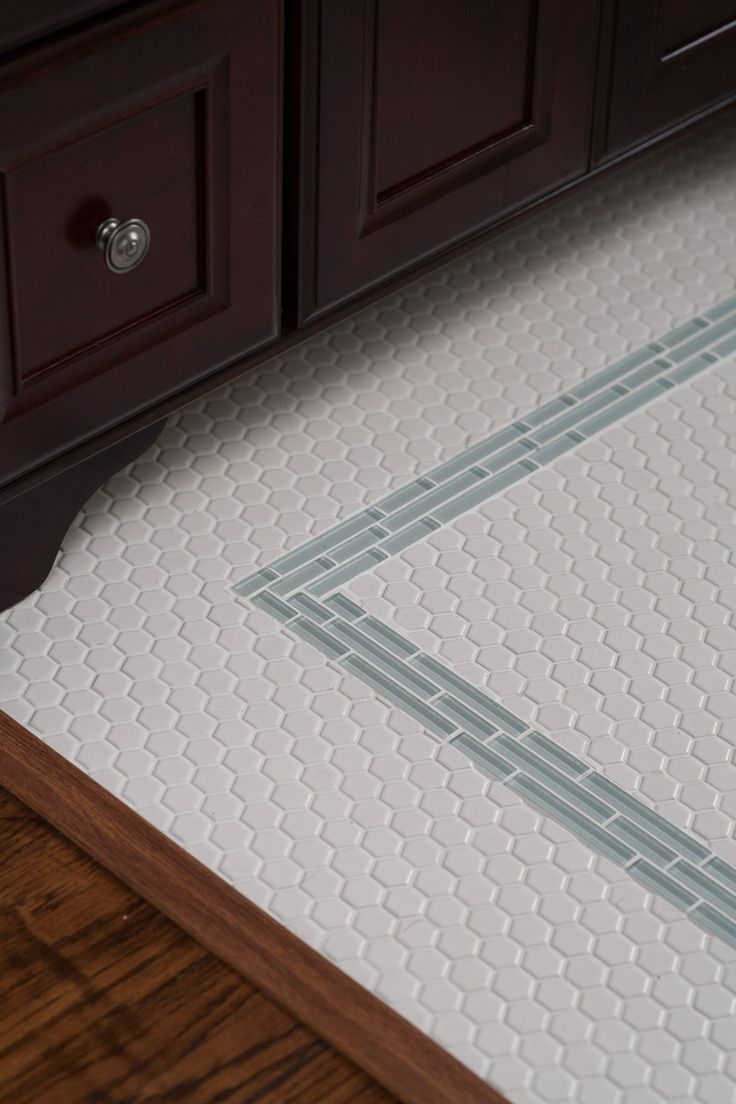 Hexagonal Floor Tile Design Pinterest