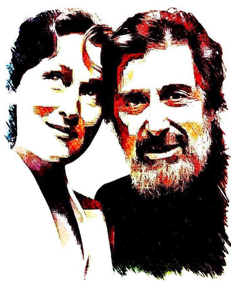 Meryl Streep & Al Pacino | Celebrities | Pinterest Al Pacino
