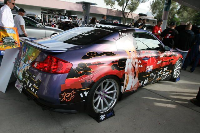 Custom Car Show Boards