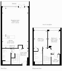 Barn Loft Apartment Floor Plans Ksheda