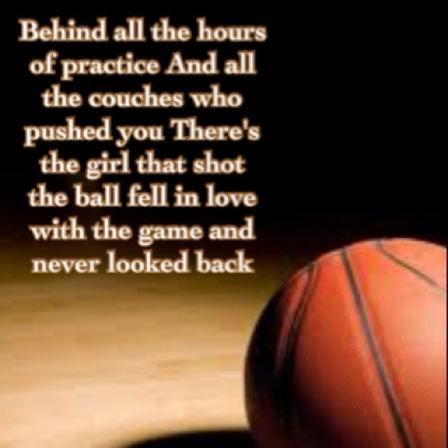 Quotes From Women Basketball Players. QuotesGram