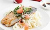 JAPANESE SAKE & GINGER GLAZED SALMON CUTLETS: Salmon takes on an ...