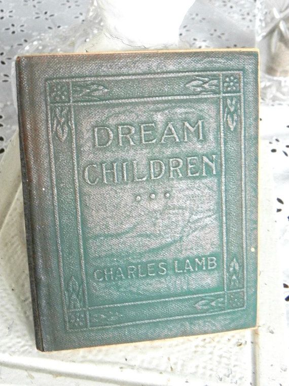 dream children essay by charles lamb