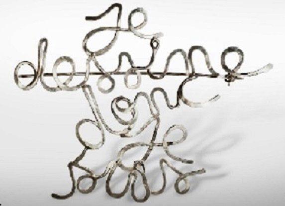 Valentine Herrenschmidt - EXPO les mots au corps -