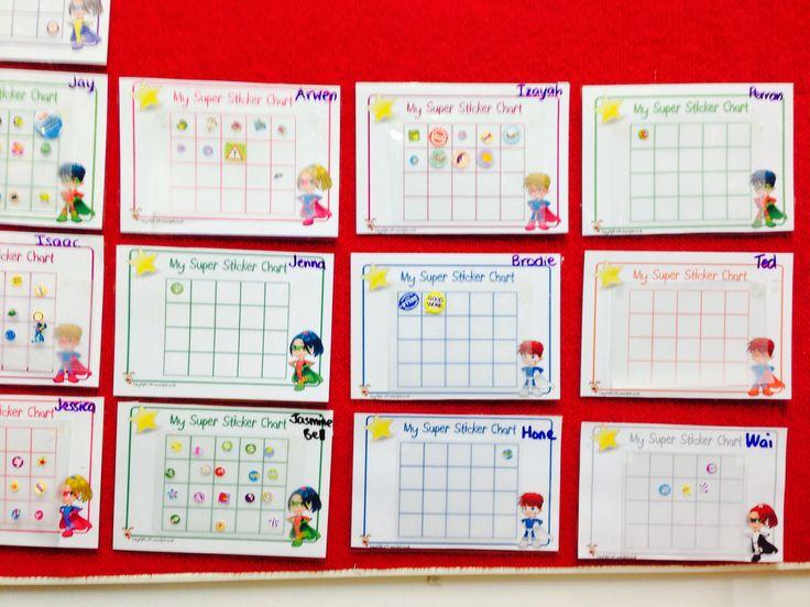 Reward charts   My classroom 2014   Pinterest