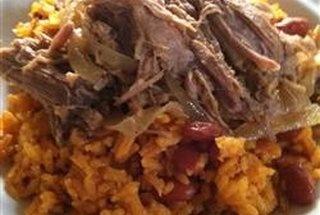 Slow cooker cuban pork. | Nom.Nom.Nom. | Pinterest