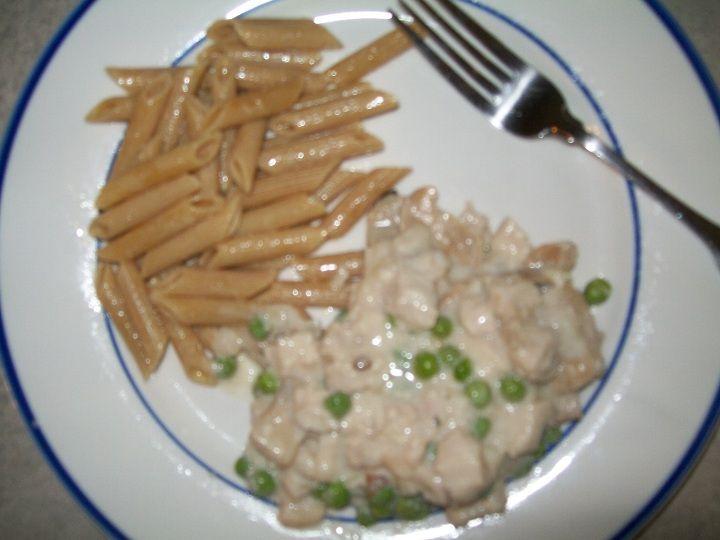 Crock-Pot Turkey Mushroom Stew -CrockPotLadies.com