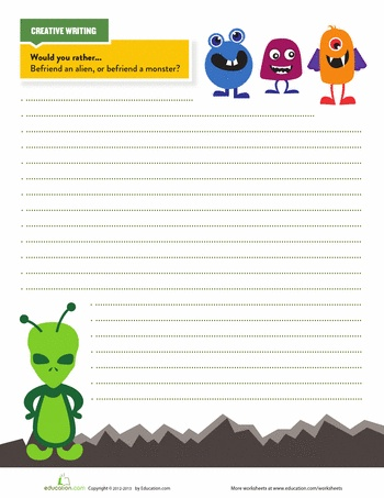 friendship writing prompts Writing prompts for middle school  write an essay to explain why honesty is important in a friendship  middle school writing about literature prompts.