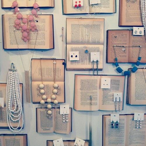 Creative Way To Hang Accessories Diy Pinterest