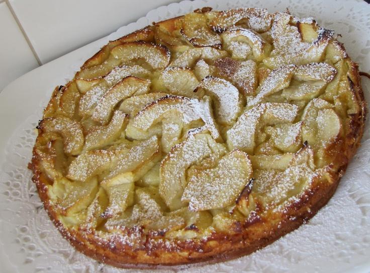 French Apple Cake | Apples | Pinterest