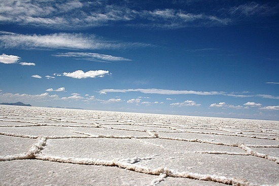 Bolivia Salt Plains