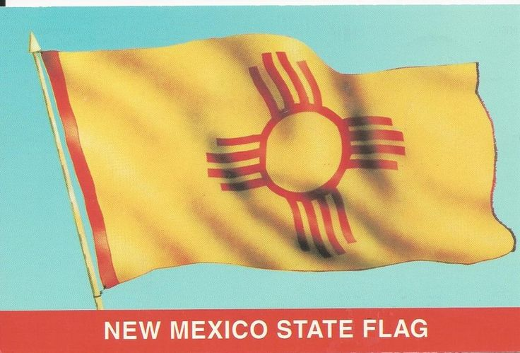 new mexicos state flag