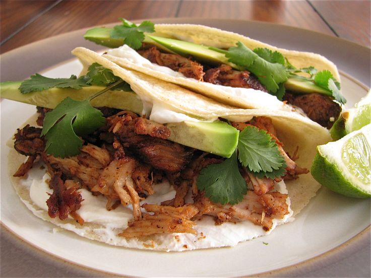 Carnitas (Pulled Pork Tacos) | Recipe