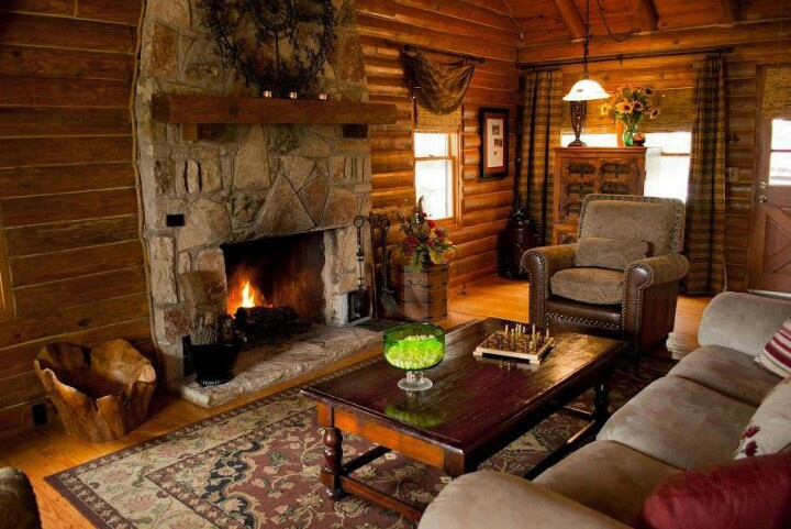 country living room a log cabin in the enchanted wood pinterest