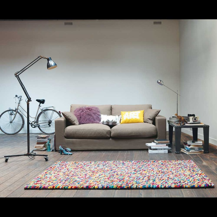 tapis rainbow maisons du monde tapis pinterest. Black Bedroom Furniture Sets. Home Design Ideas