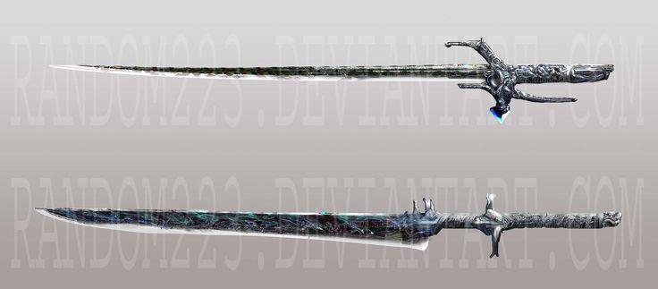 Weaponry 264 by random223 deviantart com