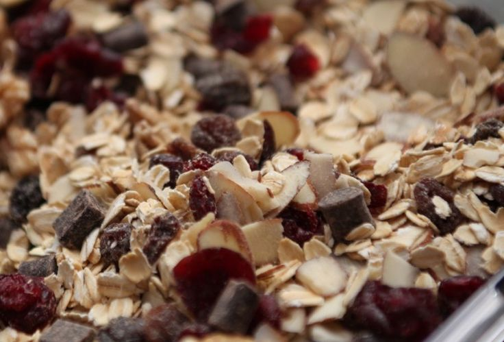 Crunchy Chocolate Cherry Granola Recipe | Food Republic