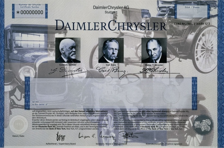 Daimler chrysler united states