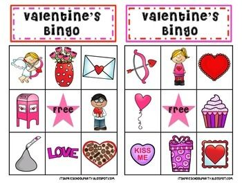 st valentine's esl activities