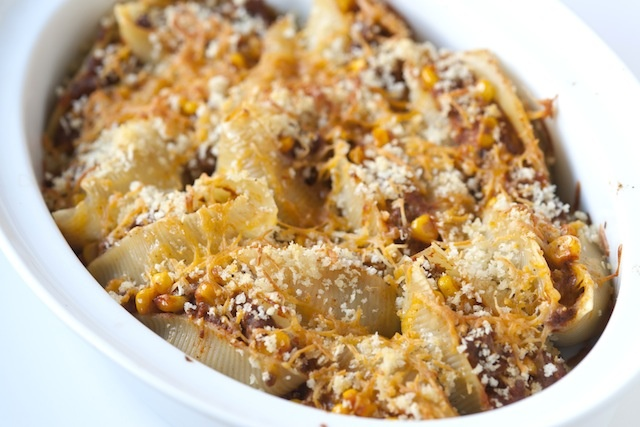 Taco Stuffed Shells - Inspired Taste (http://morselsoflife.com/five ...