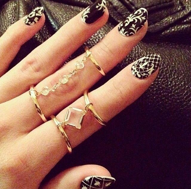 Nail art  Lacquer  Pinterest