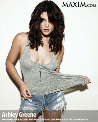 Ashley Michele Greene ...