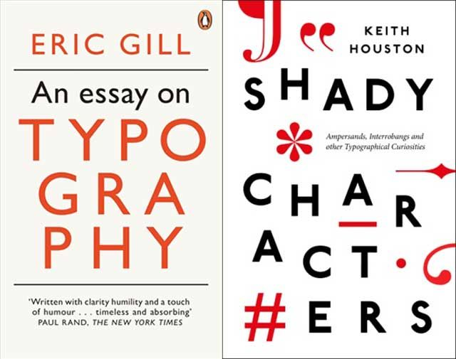 an essay on typography e-books