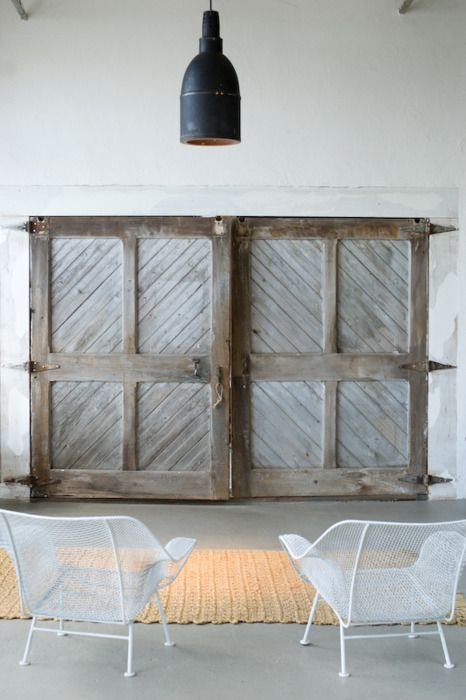 Super Cool 39 Barn 39 Doors In A Loft Area Cool Ideas
